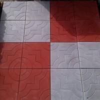 пигмент для плитки красный B 130