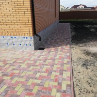 Тротуарная плитка омск