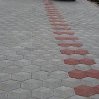 Тротуарная плитка «Ретро 3Д»