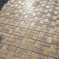 Тротуарная плитка «Калифорния Дерево»